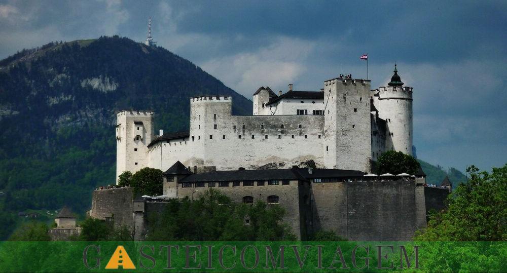 Castelo Hohensalzburg