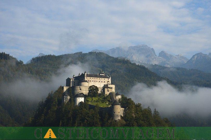 castelo Hohenwerfen