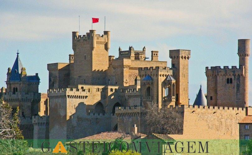 Castelo olite
