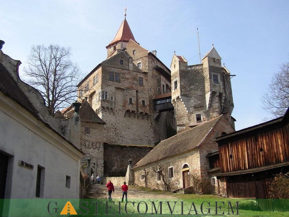 Castelo Pernstejn