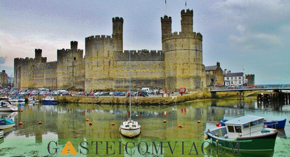 Castillo Caernarfon