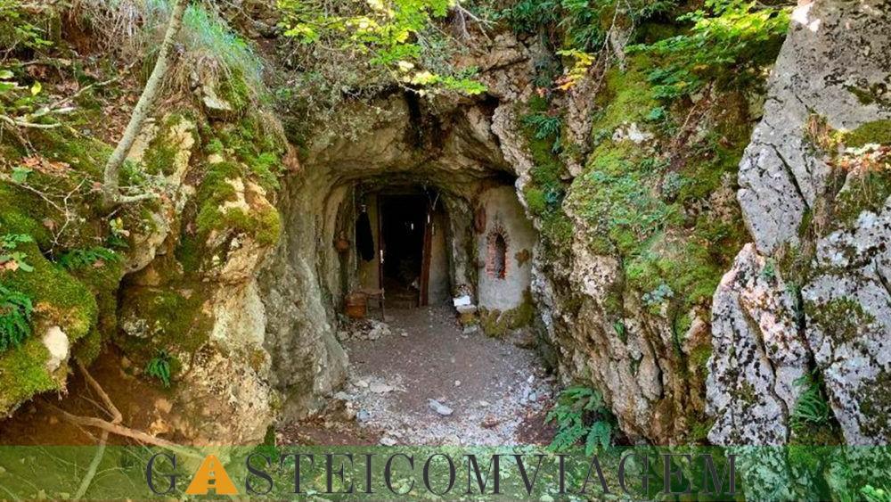 Caverna do antigo