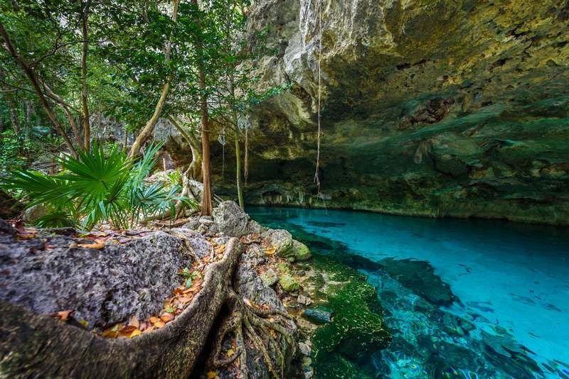Cenote Eye