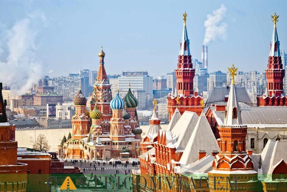 Central da Rússia