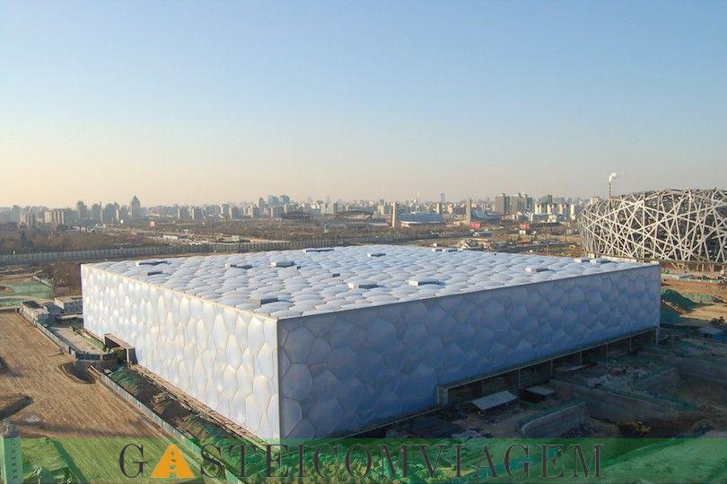 Centro Aquático Nacional de Pequim
