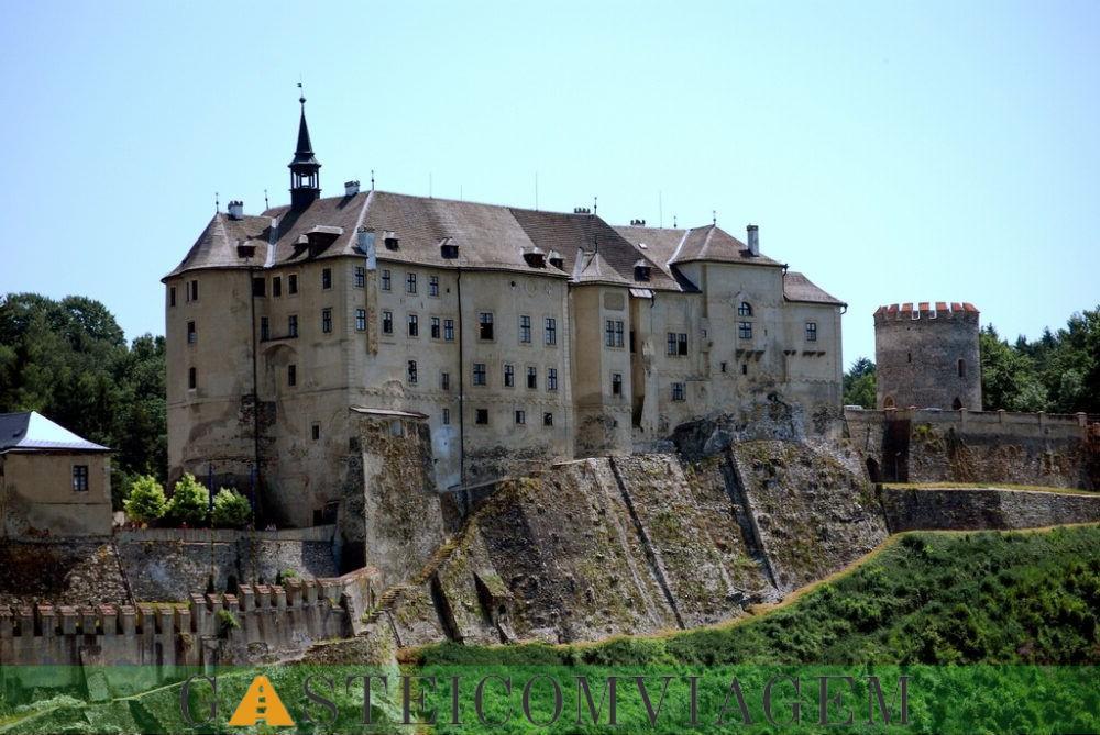Cesky Sternberk Castelo