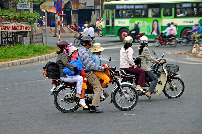 Chi Minh City ho