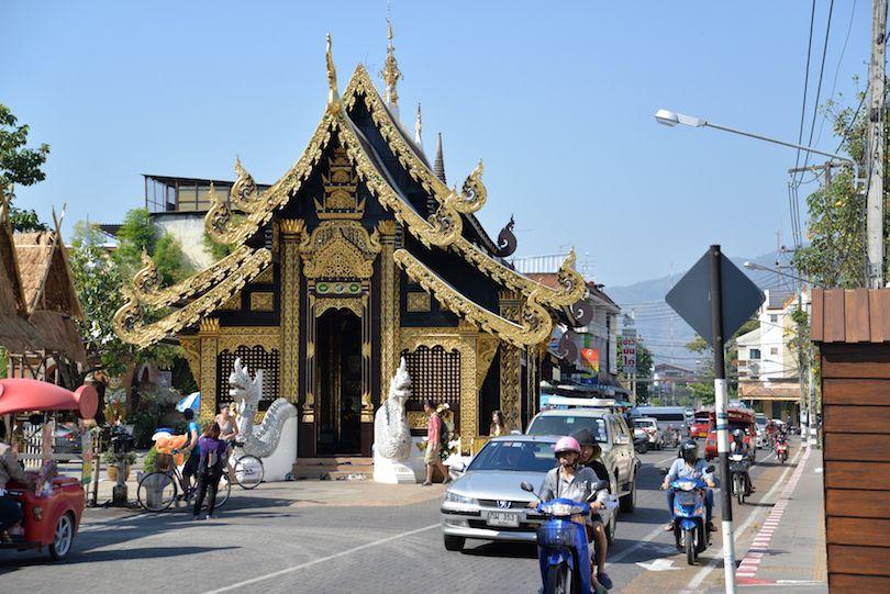 Chiang Mai cidade velha