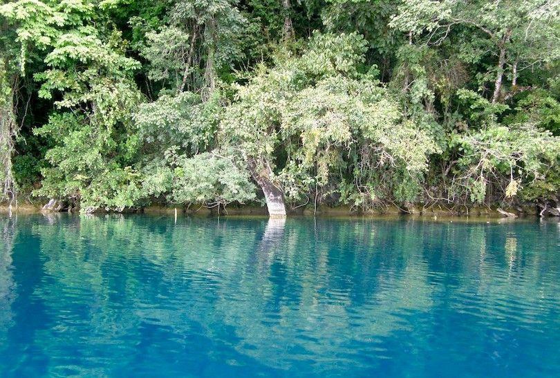 Chiapas lagoa Miramar