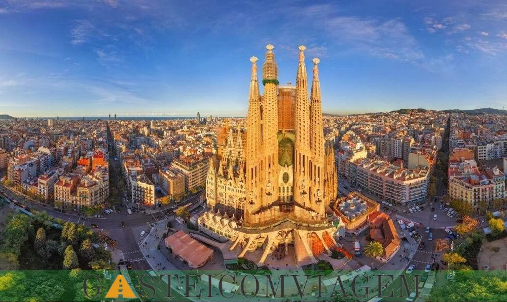 cidade de Barcelona