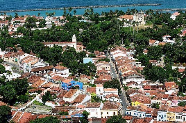 cidade histórica de Olinda