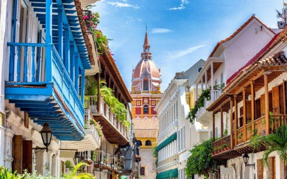 Cidade Velha de Cartagena