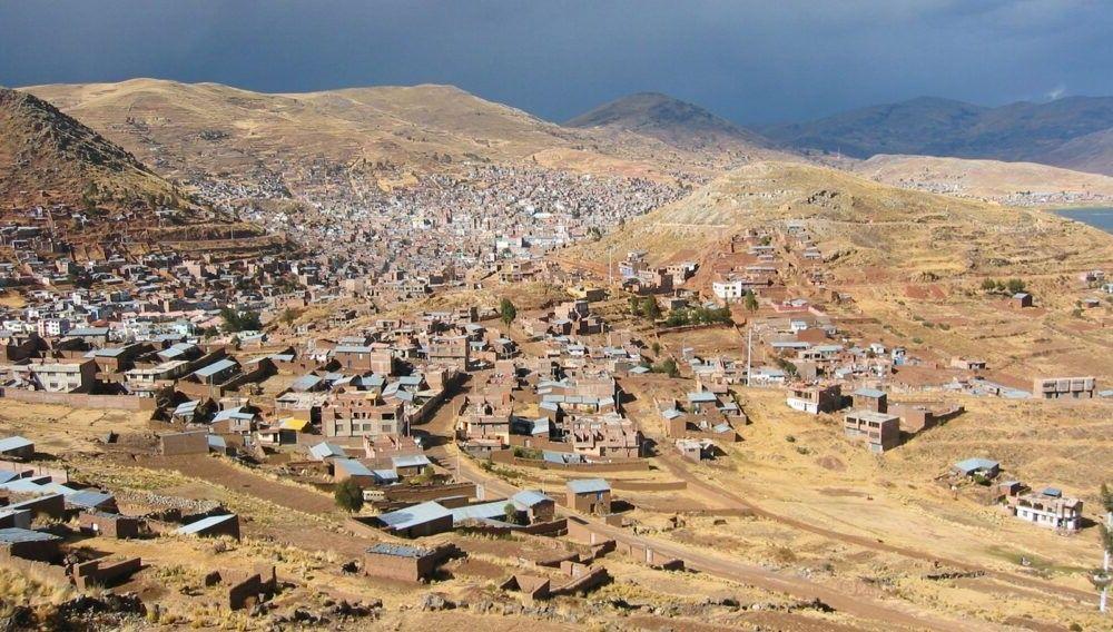 City Puno