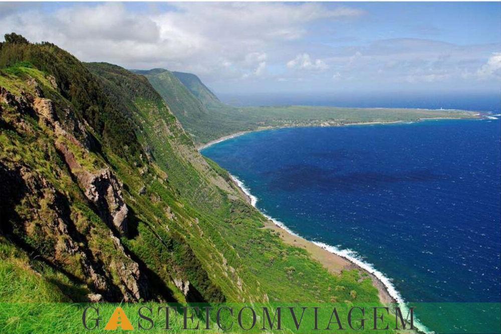 Cliffs Kalaupapa