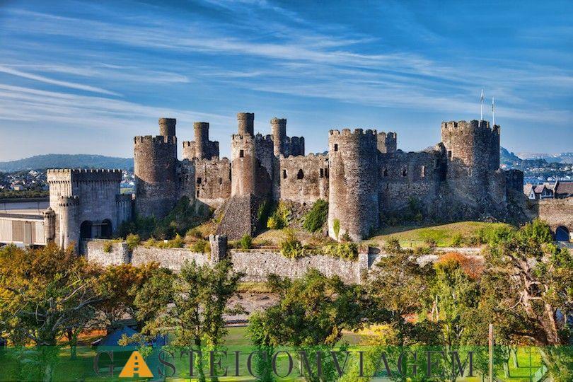 Conwy castelo