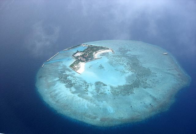 cratera azul