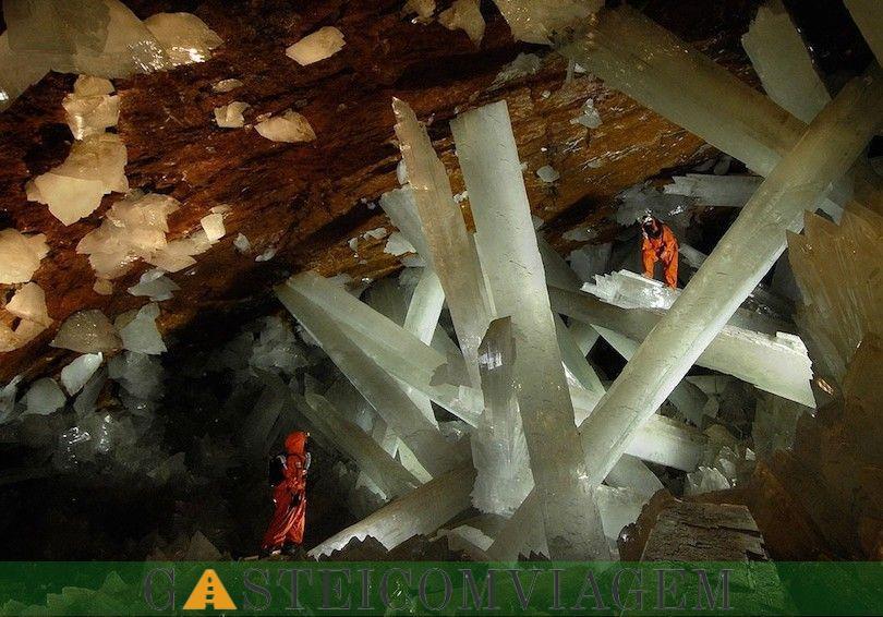 cristal caverna