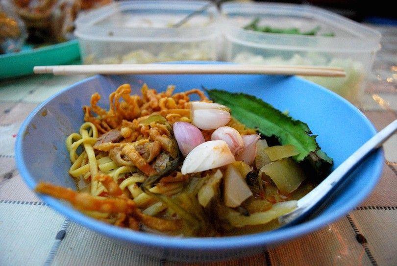 culinária viagem a Chiang Mai
