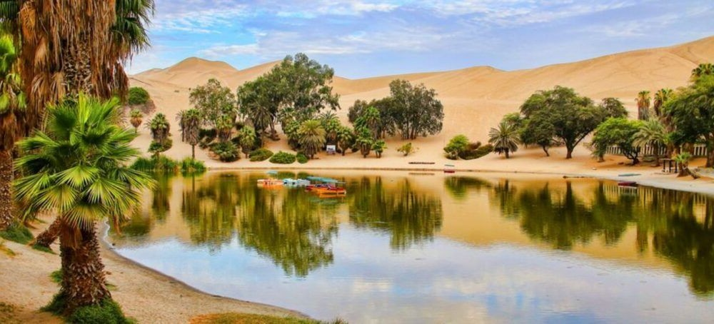 deserto Huacachina