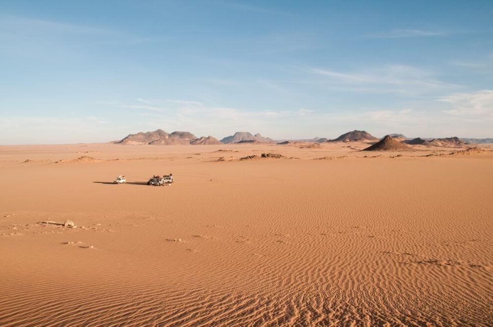 deserto ocidental