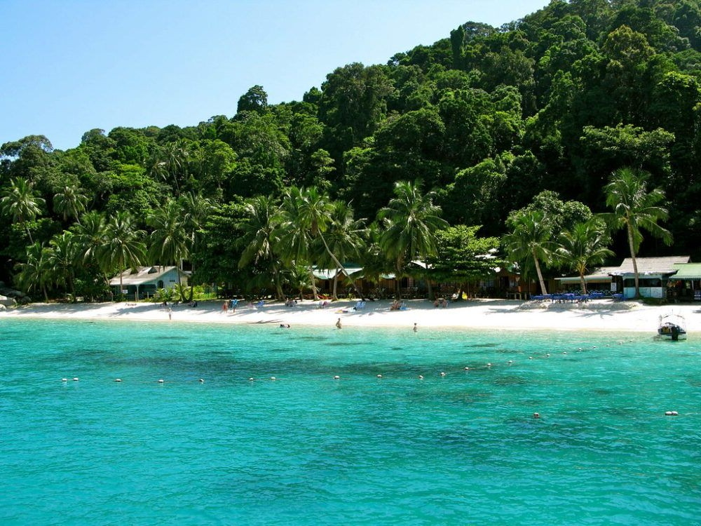 Destination Beach Petani Pulau Perhentian