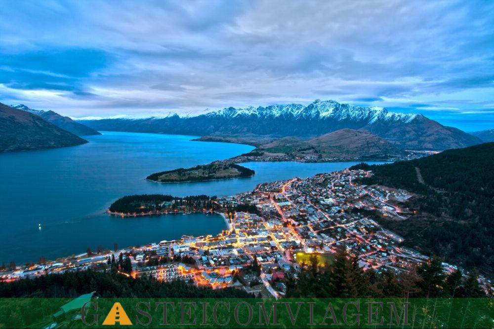 Destination Queenstown Nova Zelândia