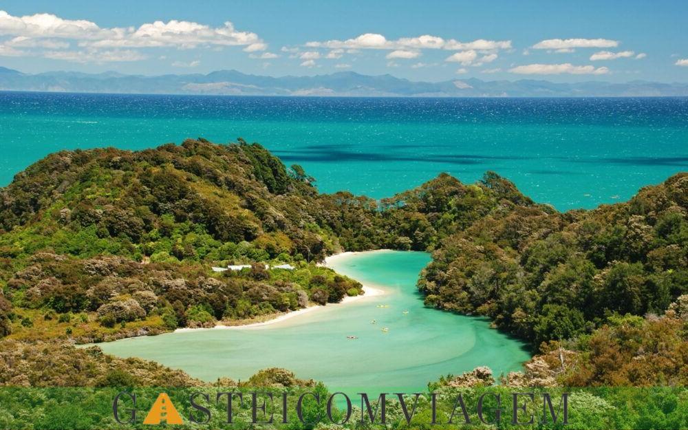 Destino Abel Tasman Parque Nacional