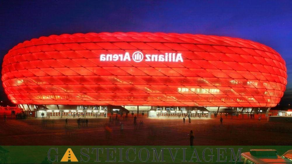 Destino Allianz Arena Stadium