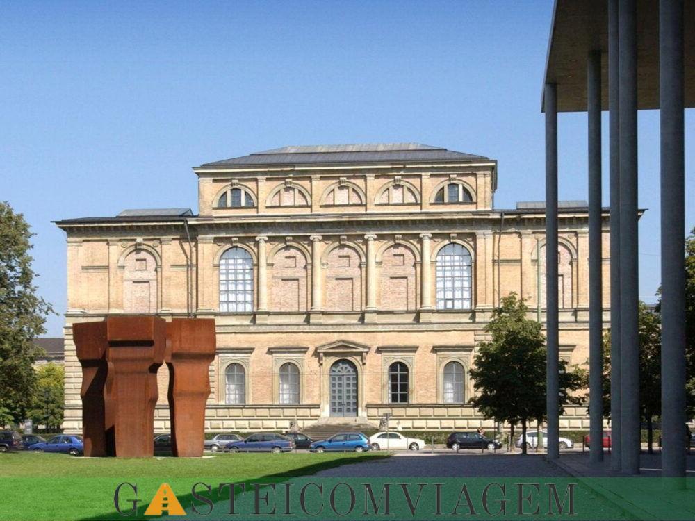 Destino Alte Pinakothek