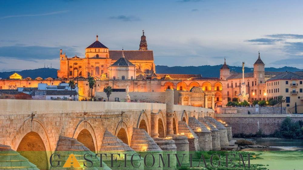 Destino Andalucia Espanha
