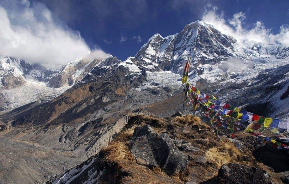 Destino Annapurna Santuário Trek