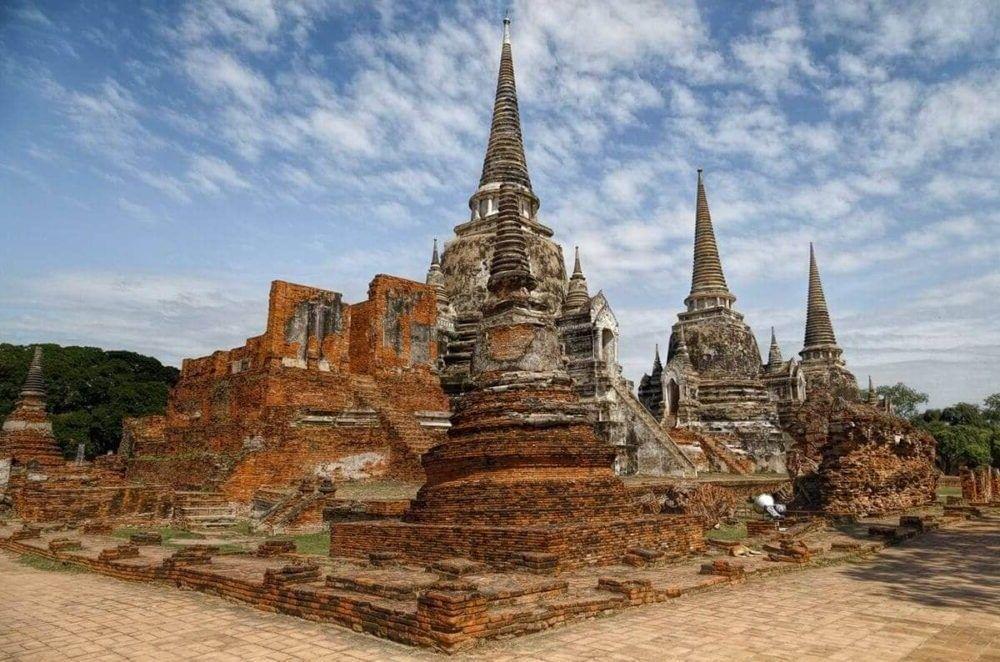 Destino Ayutthaya Bangkok