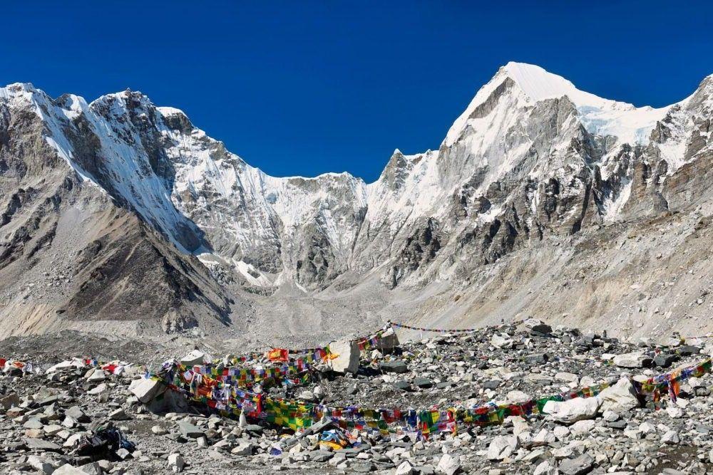 Destino Base Camp Everest