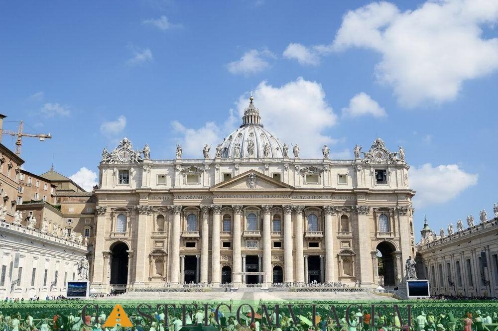 destino Basílica de São Pedro em Roma