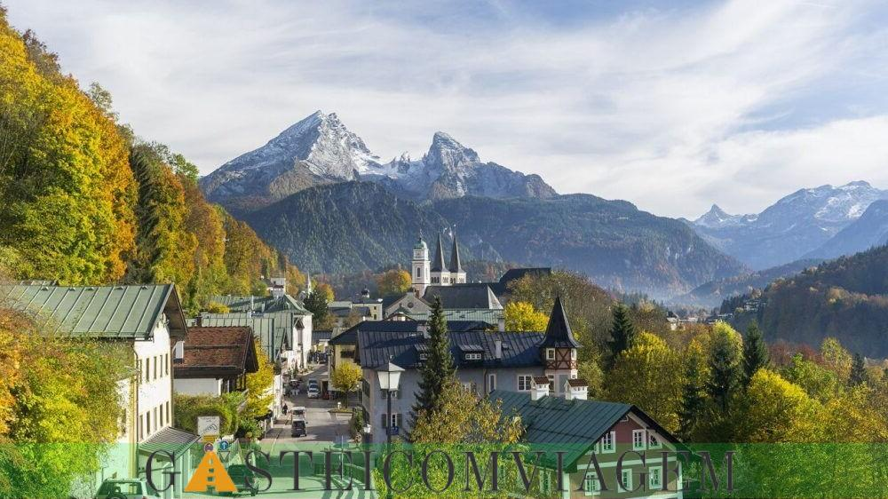 Destino Berchtesgaden