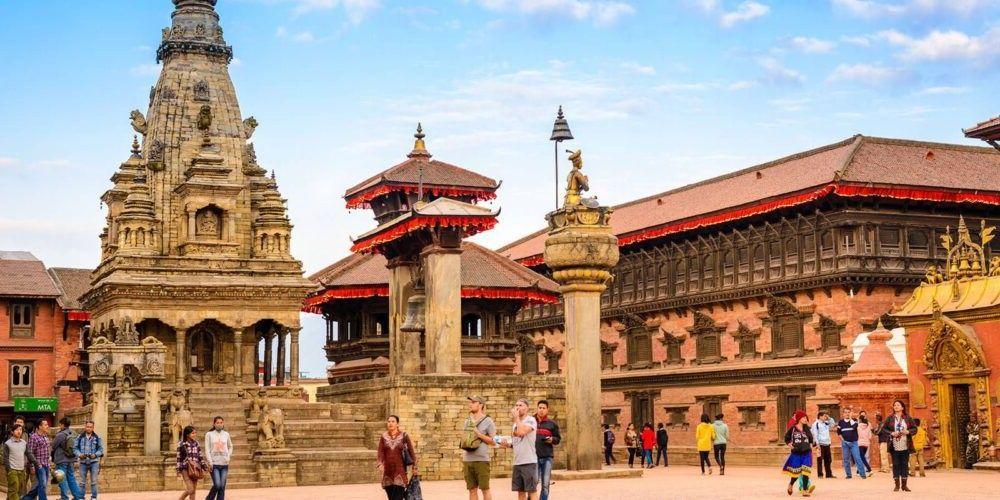 destino Bhaktapur Durbar Square
