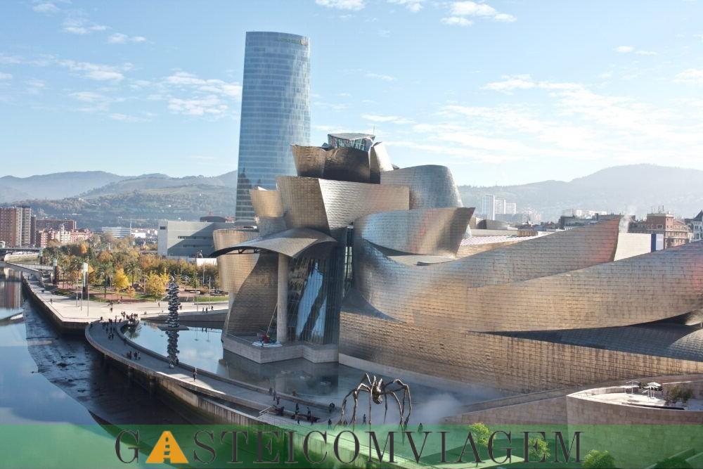 destino Bilbao Espanha