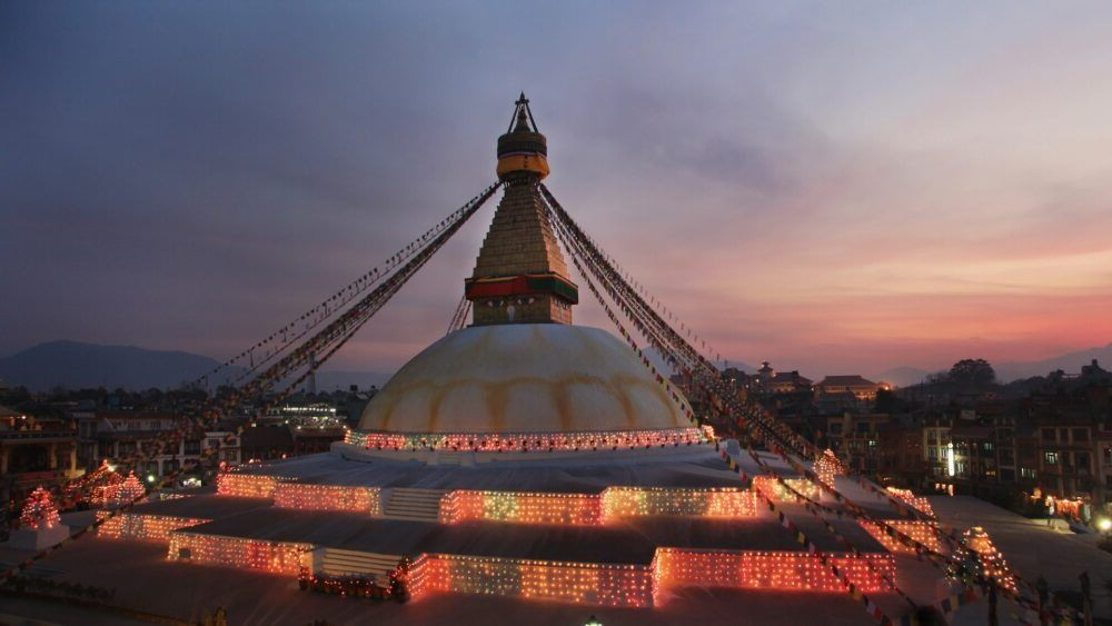 Destino Boudhanath Stupa