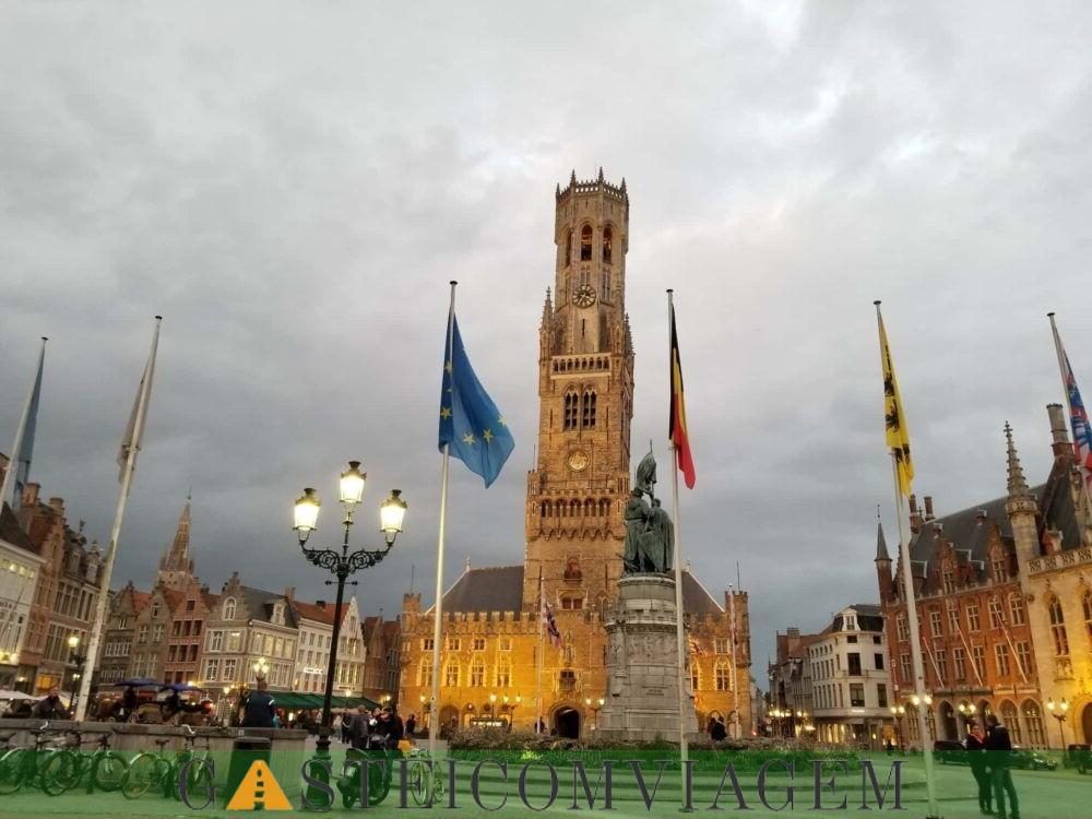 Destino Campanário de Bruges