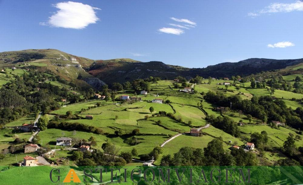 Destino Cantabria Espanha