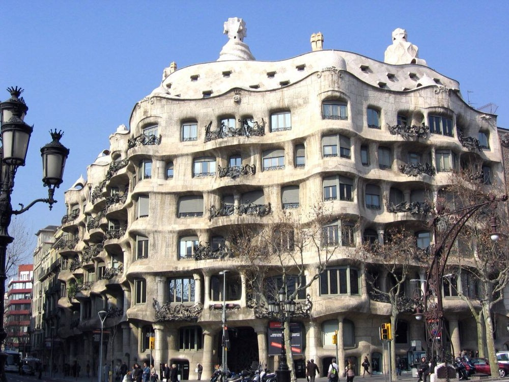 Destino Casa Mila Barceloneta