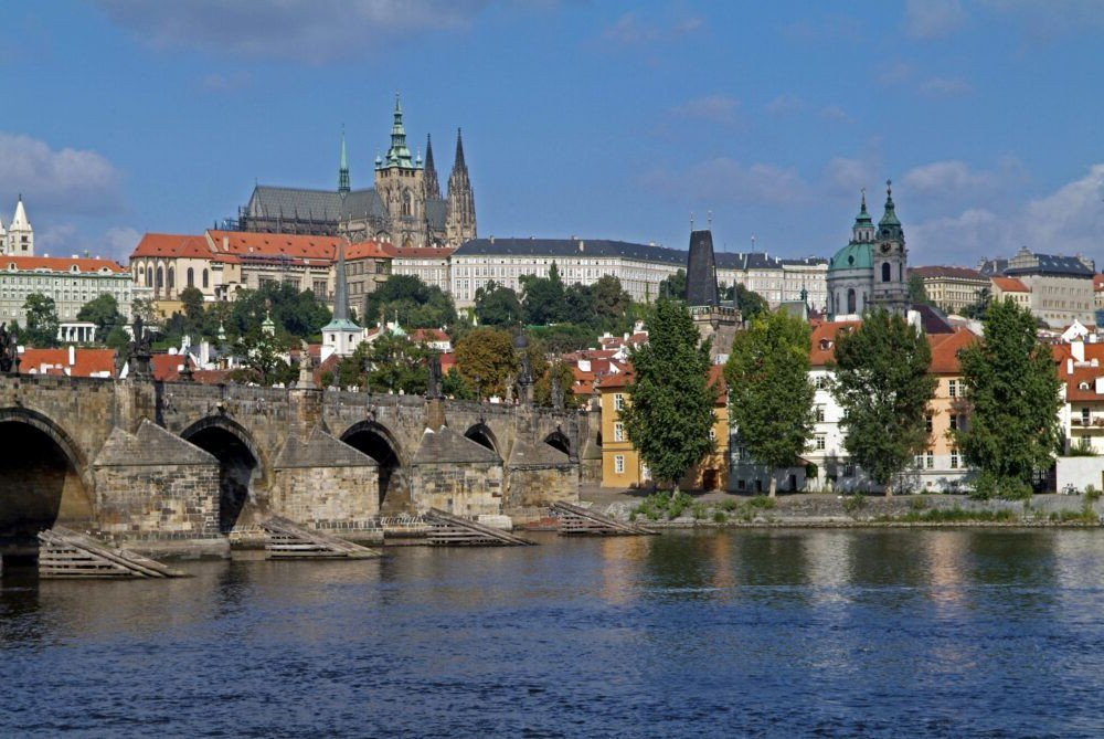Destino Castelo de Praga