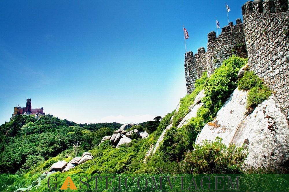 Destino Castelo dos Mouros