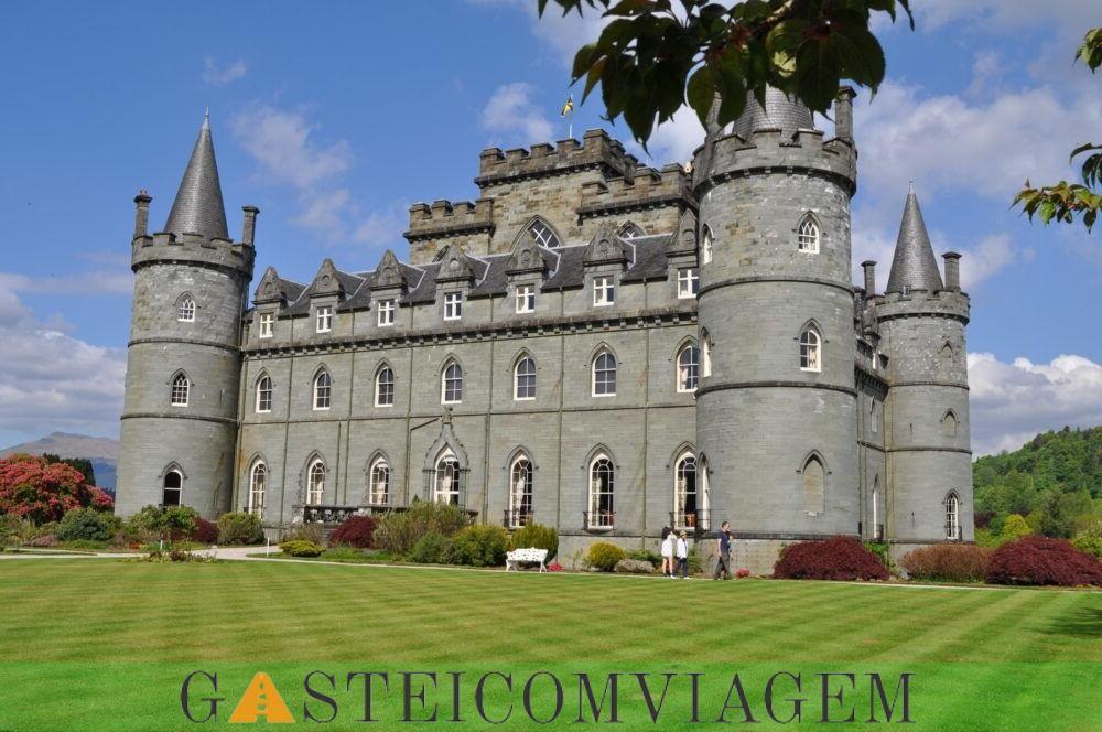 destino castelo Inveraray