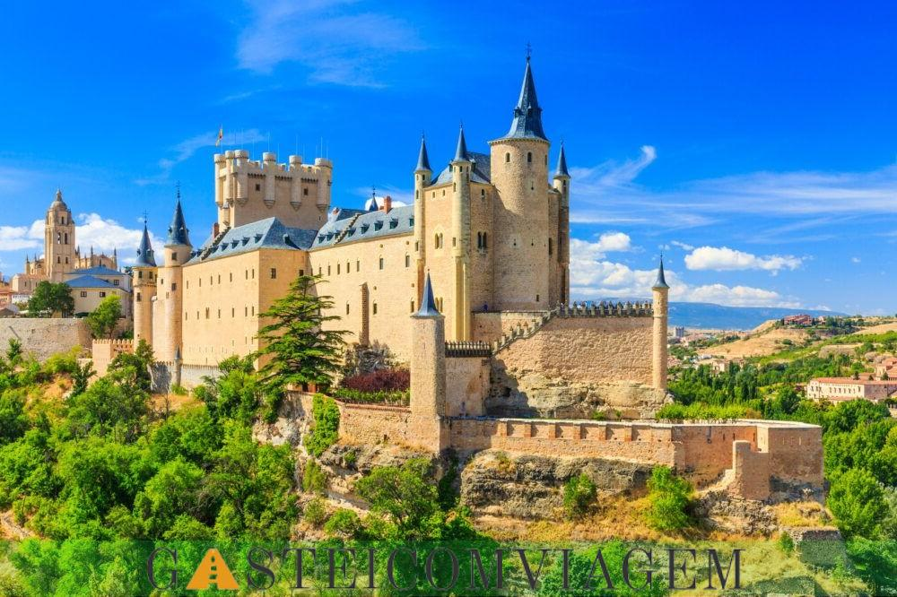 Destino Castilla y Leon Espanha