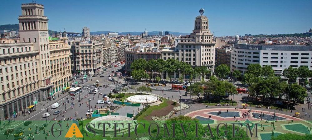 destino Catalunha Barcelona