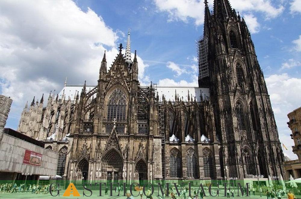 Destino Catedral de Colónia