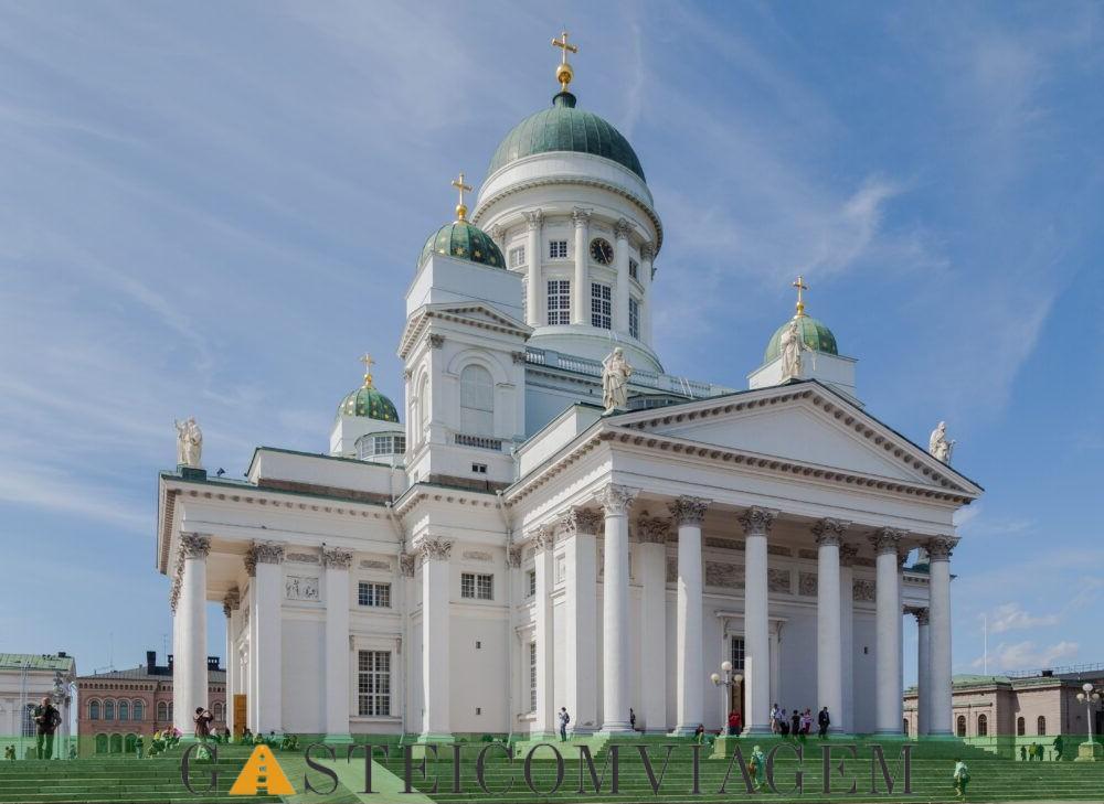 Destino Catedral de Helsínquia