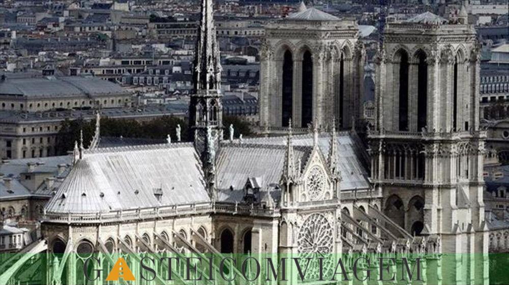 Destino Catedral de Notre Dame