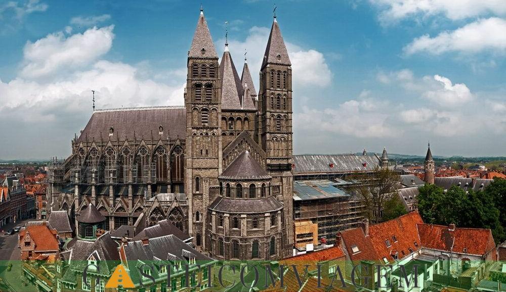 Destino Catedral Tournai